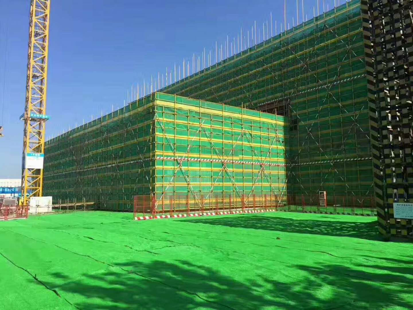 100% HDPE Ground Covering Net(GCN04)