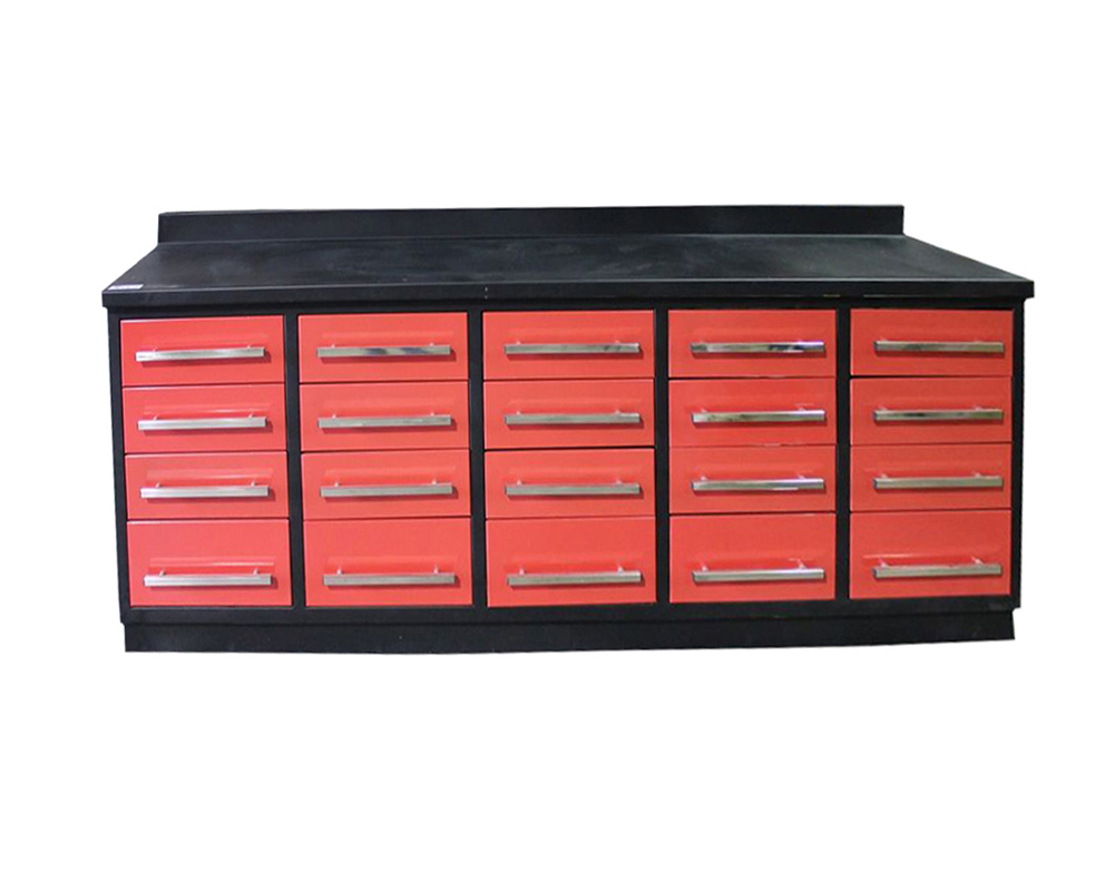 Heavy Duty Metal Workbench/Tool Cabinet with 20 Drawers (MW01-5)