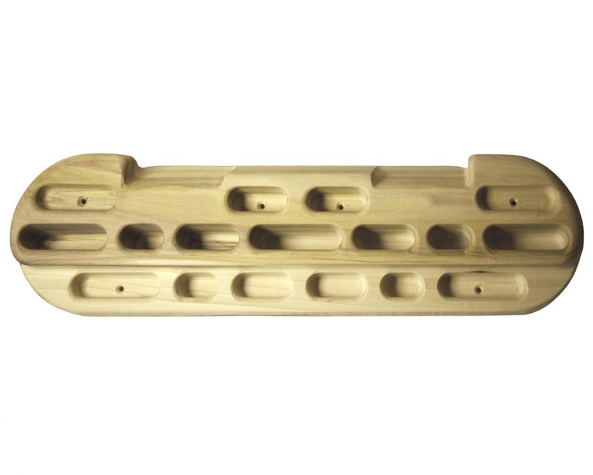 Wood Climbing fingerboard/hangboard(83)
